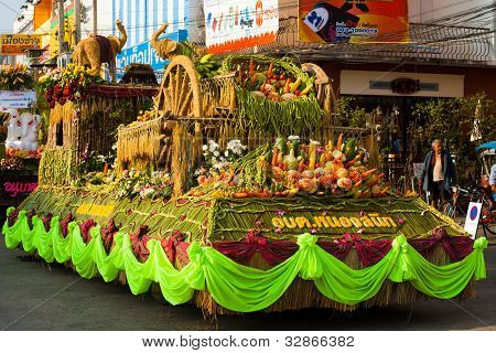 Elefant Razzia Parade float