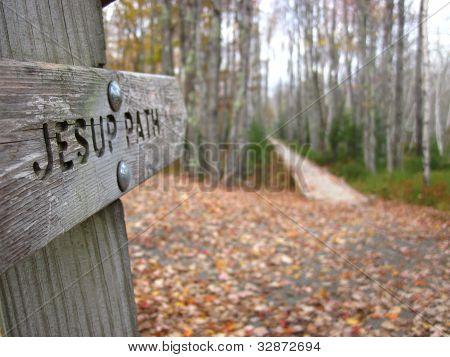 Jessup Path