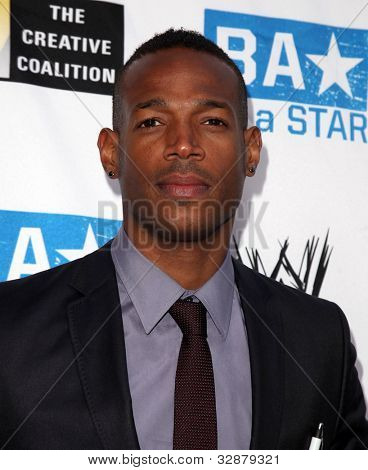 LOS ANGELES - APR 29:  Marlon Wayans arrives to the Anti-Bullying Alliance Launch  on April 29, 2010 in Washington D.C.
