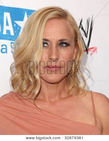 LOS ANGELES - APR 29:  Patricia Arquette arrives to the Anti-Bullying Alliance Launch  on April 29, 2010 in Washington D.C.