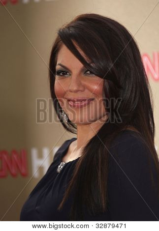 LOS ANGELES - DEC 11:  Sara Ramirez arrives to the CNN Heroes: All-Star Tribute 2011  on December 11, 2011 in Los Angeles, CA.