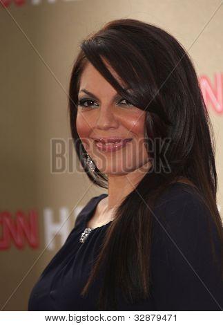 LOS ANGELES - DEC 11:  Sara Ramirez arrives to the CNN Heroes: All-Star Tribute 2011  on December 11, 2011 in Los Angeles, CA.