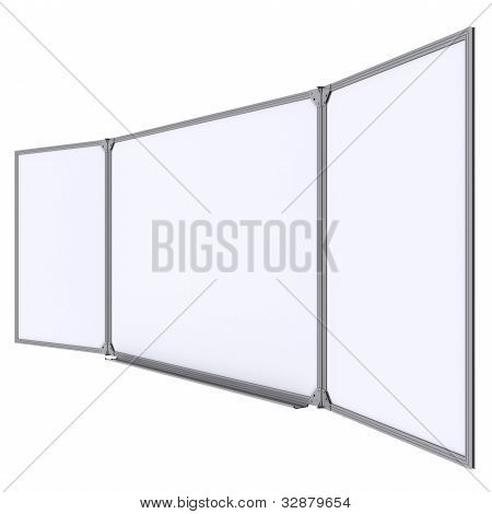 Big Magnetic White Board