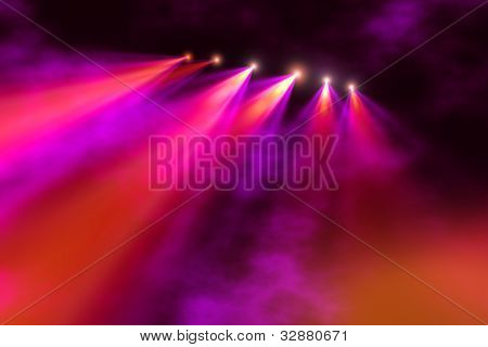 Stage Illumination