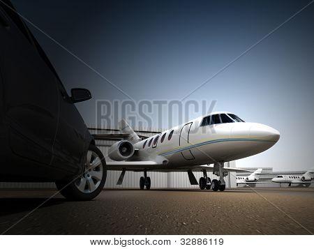 Luxury Transportation