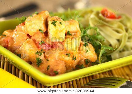 Fish Goulash