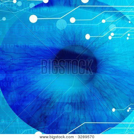 Human Pupil