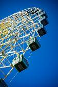 Tbilisi Ferris Wheel poster