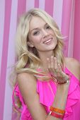 LOS ANGELES - MAY 10:  Lindsay Ellingson at the Victoria's Secret Angels Reveal What's Sexy Now at M