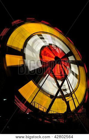 Spinning Disc