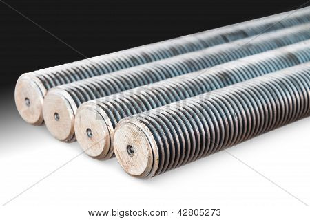 Steel Studs (studbolts)