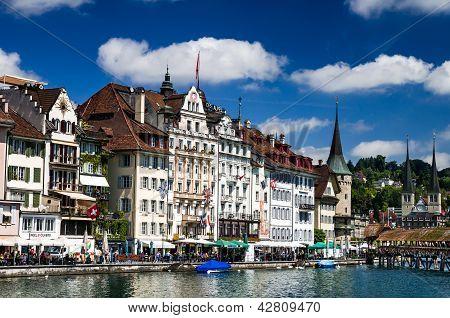 Luzern, Lucerne, Switzerland