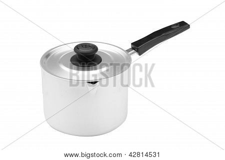 Stewpot with non-stick coating