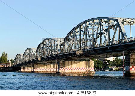 Krung Thon Bridge (zanghi), Bangkok