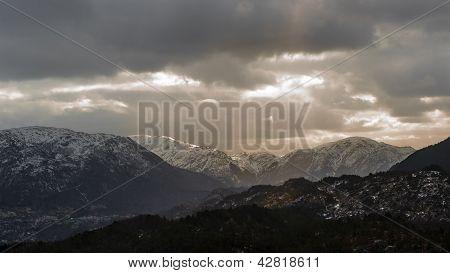 Norwegian mountains