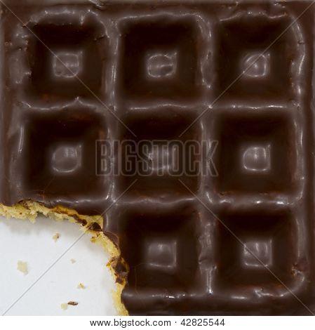Chocolate Waffle