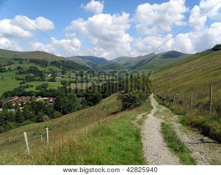 Longmire Road, Lake District