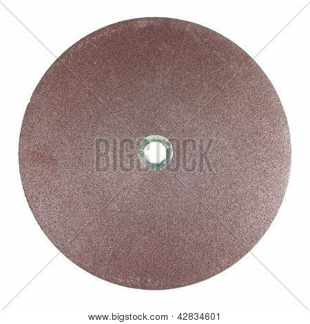 Big Grinding Wheel
