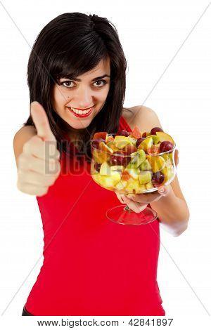 Love Fruit Salad