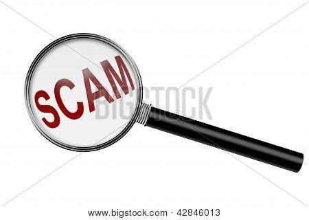 Detectar uma fraude