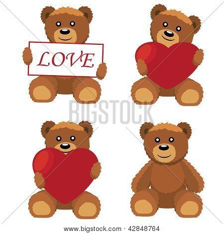 Toy Bears.