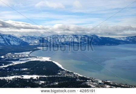 South Lake Tahoe In Winter