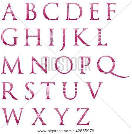 Love Alphabet