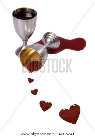 Spilt Love Wine