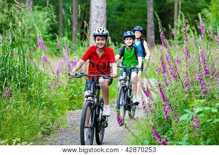 Família ativa Bike