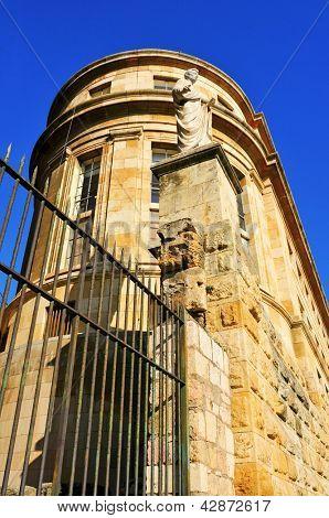 A view of Museu Nacional Arqueologic de Tarragona, Spain