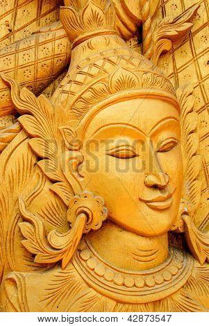Thai Carve Art
