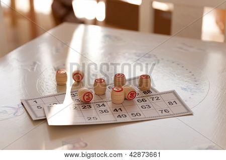Lottery Barrels