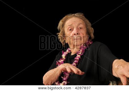 Hula Grandma