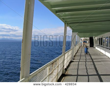 Ship Walkway