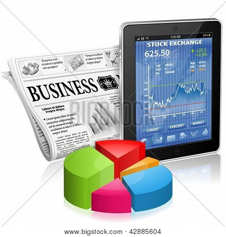 Business And News Concept