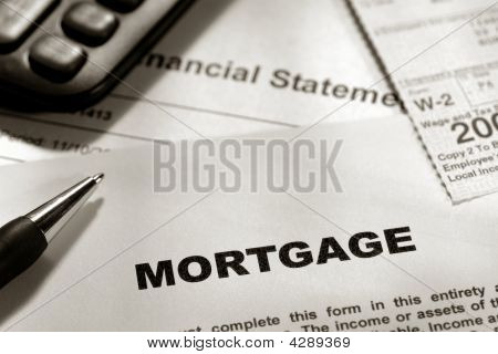 Real Estate Generic Mortgage Form