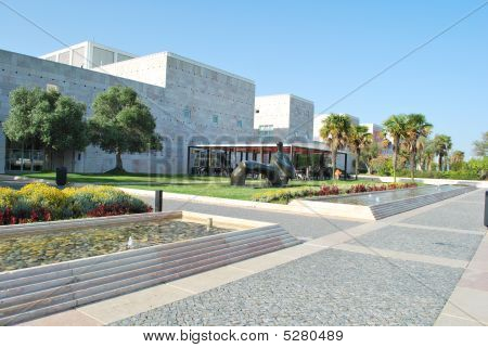 Modern Architecture In Lisbon (ccb)