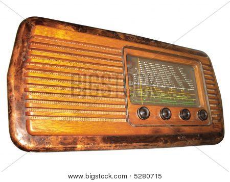 The Radio Of Grandmother