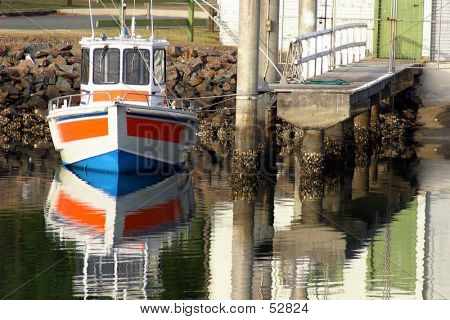 The Bright Little Boat...