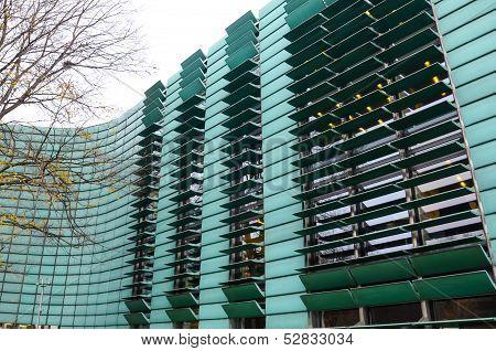 Nordische Botschaften in Berlin, Germany