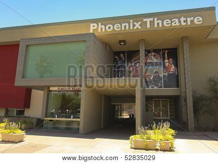 A Shot Of The Phoenix Theatre, Arizona
