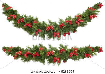 Girlanden Weihnachten