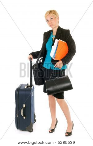 Woman Business Travel