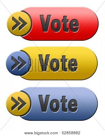 vote for elections free election for new democracy local national voting or choose your favorite winner for pop poll