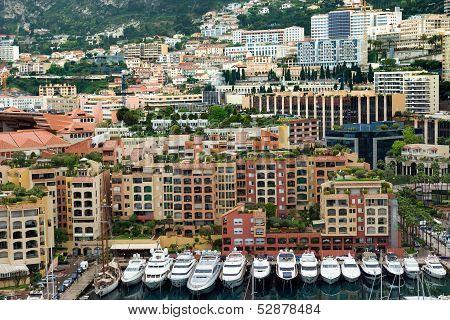 Monaco - Architecture Fontville District