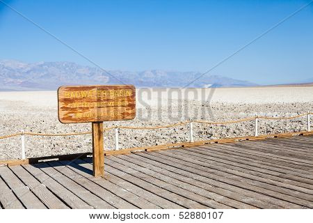 Badwater Point