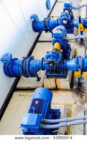 Power Pump Set