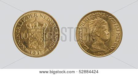 10 gold guldens