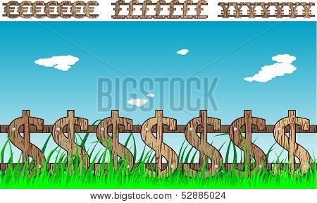Money Fence