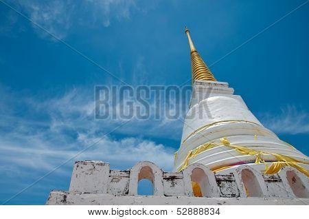 Luang Pagoda At Tung Kuan Hilltop